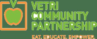 Vertri Community Partnership Logo - Eat. Educate. Empower.